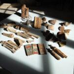 Fundstücke beim Innenausbau 2015