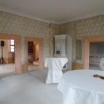 Restauriertes Wohnzimmer Lotters